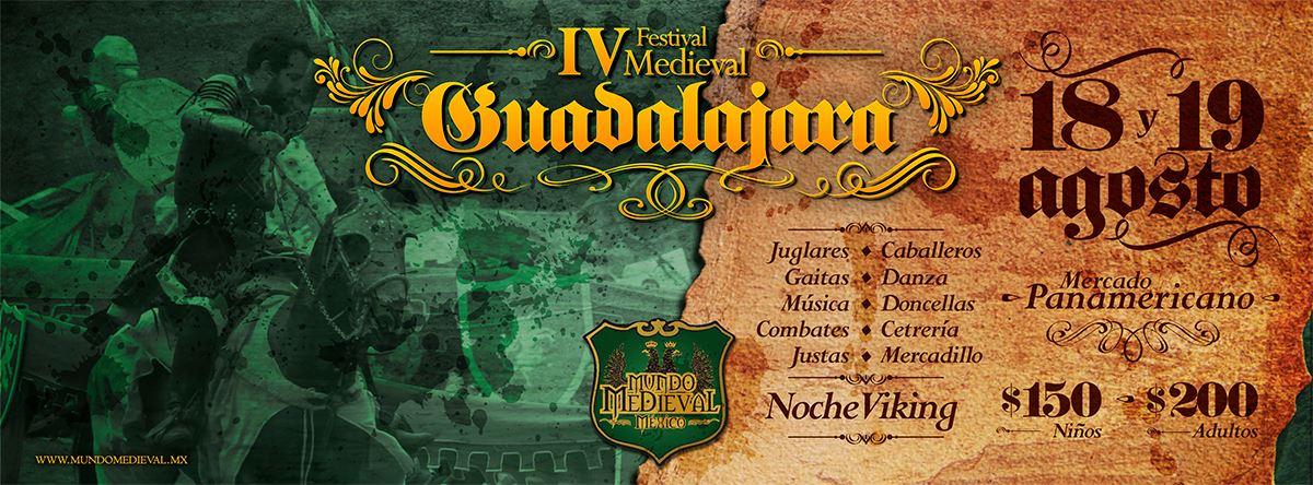 IV Festival Medieval Guadalajara / Mercado Panamericano