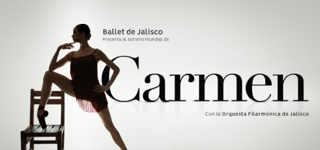 Carmen con el Ballet de Jalisco / Teatro Degollado