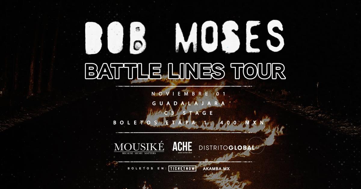Bob Moses / C3 Stage