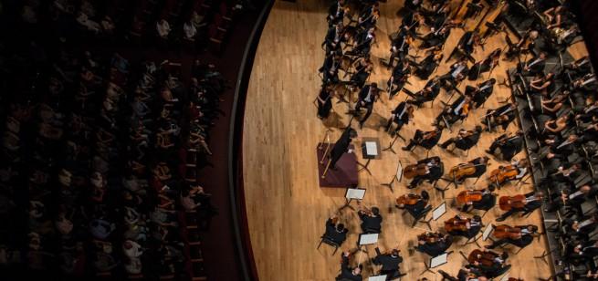 Las sinfonías de Mahler: La séptima / Teatro Degollado
