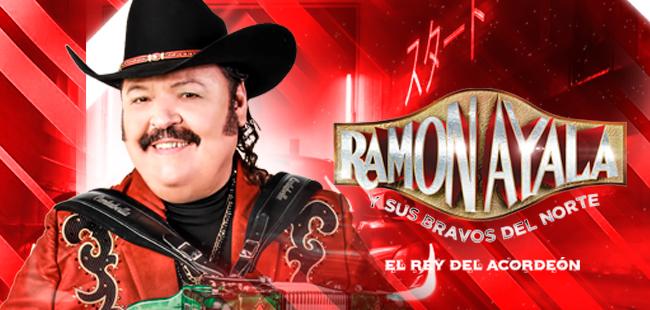 Ramon Ayala / Auditorio Telmex