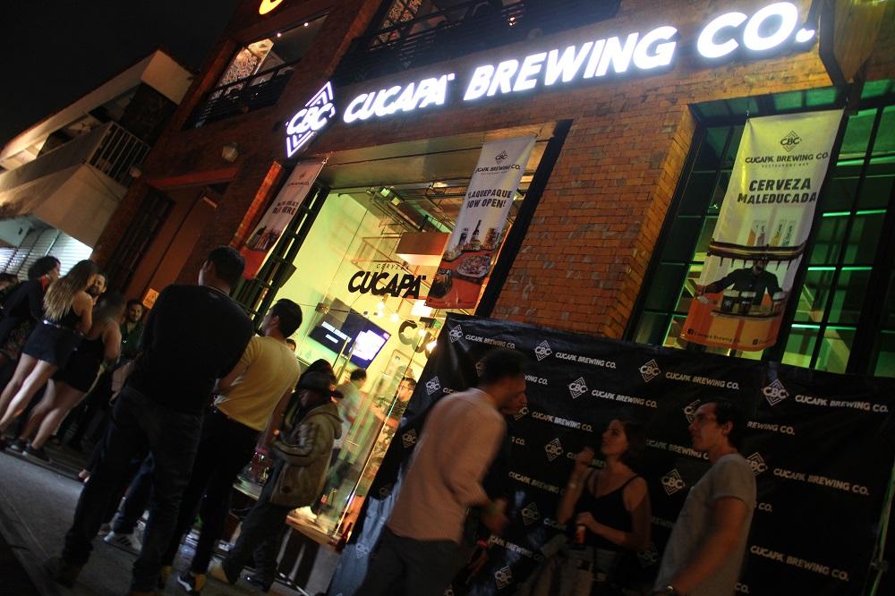 Grupo Modelo y Cerveza Artesanal Cucapá en Tlaquepaque