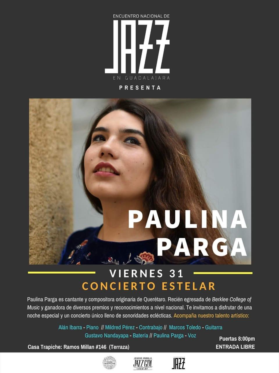 Paulina Parga / Casa Trapiche