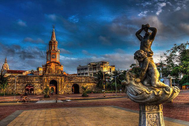 Cartagena de Indias la ciudad amurallada, orgullo de Colombia