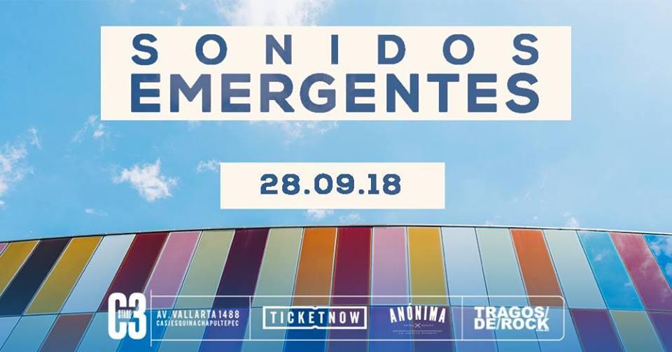 Sonidos Emergentes 2018 / C3 Stage
