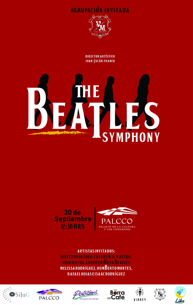 """The Beatles Symphony Concert"" / PALCCO"
