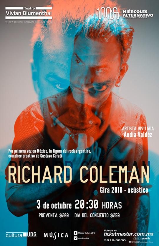 Richard Coleman / Teatro Vivian Blumenthal