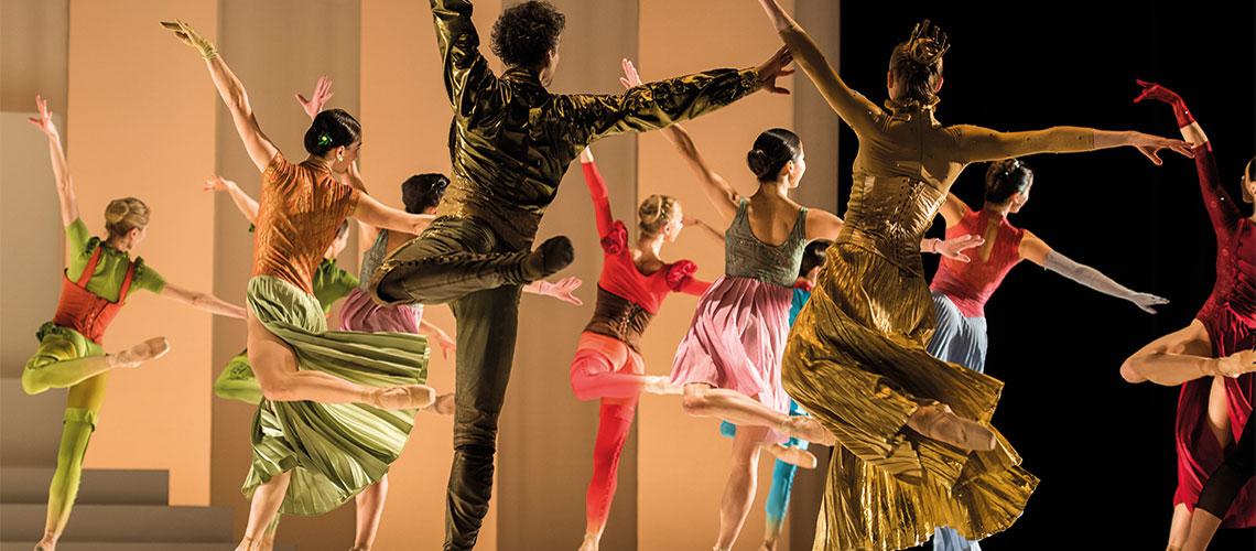 Masterclass de Les Ballets de Monte-Carlo / Conjunto de Artes Escénicas