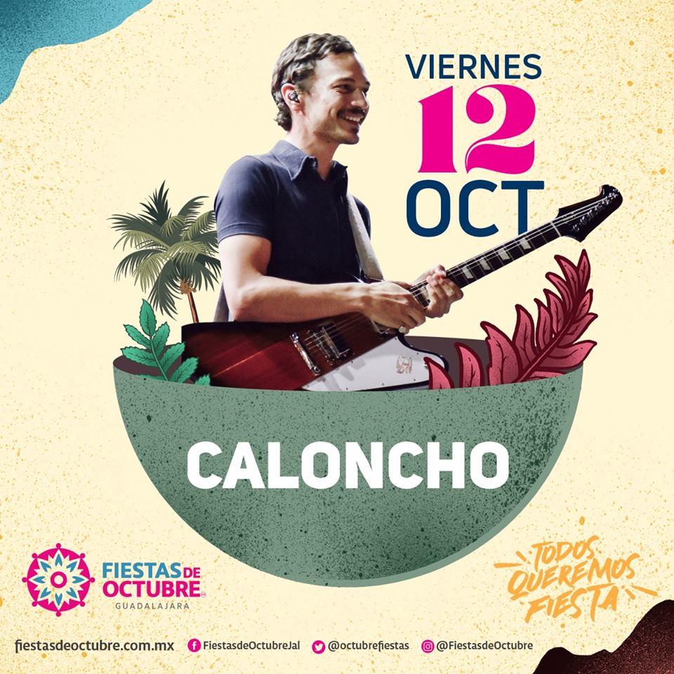Caloncho / Auditorio Benito Juárez