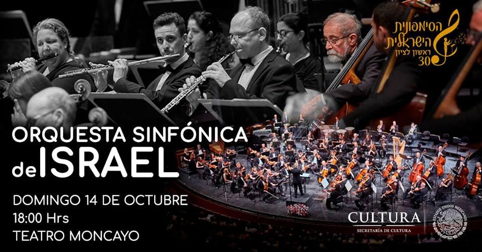 Orquesta Sinfónica de Israel / PALCCO