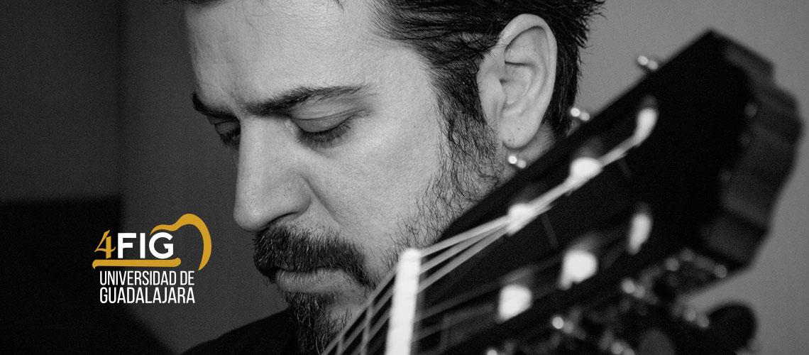 Festival Internacional de Guitarra presenta: Mauro Zanatta / Conjunto de Artes Escénicas