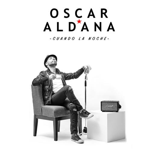 Oscar Aldana en concierto / Estudio Diana