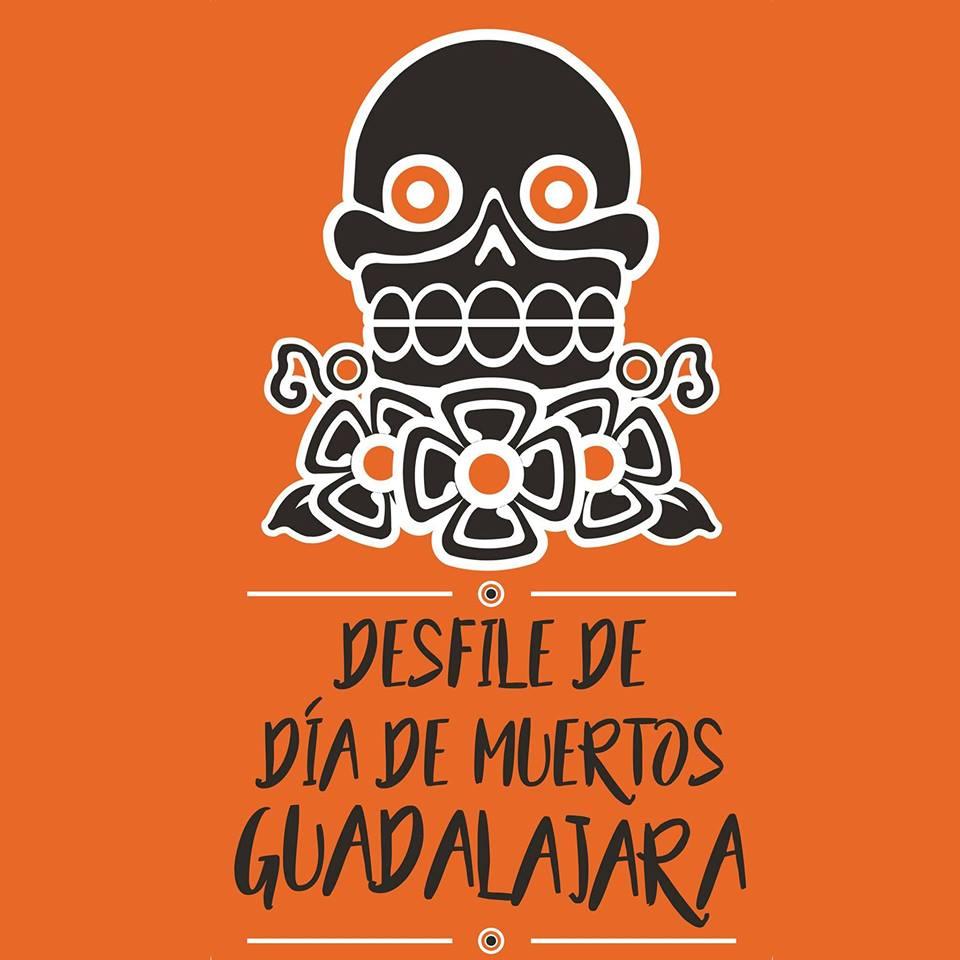 Desfile día de Muertos Guadalajara