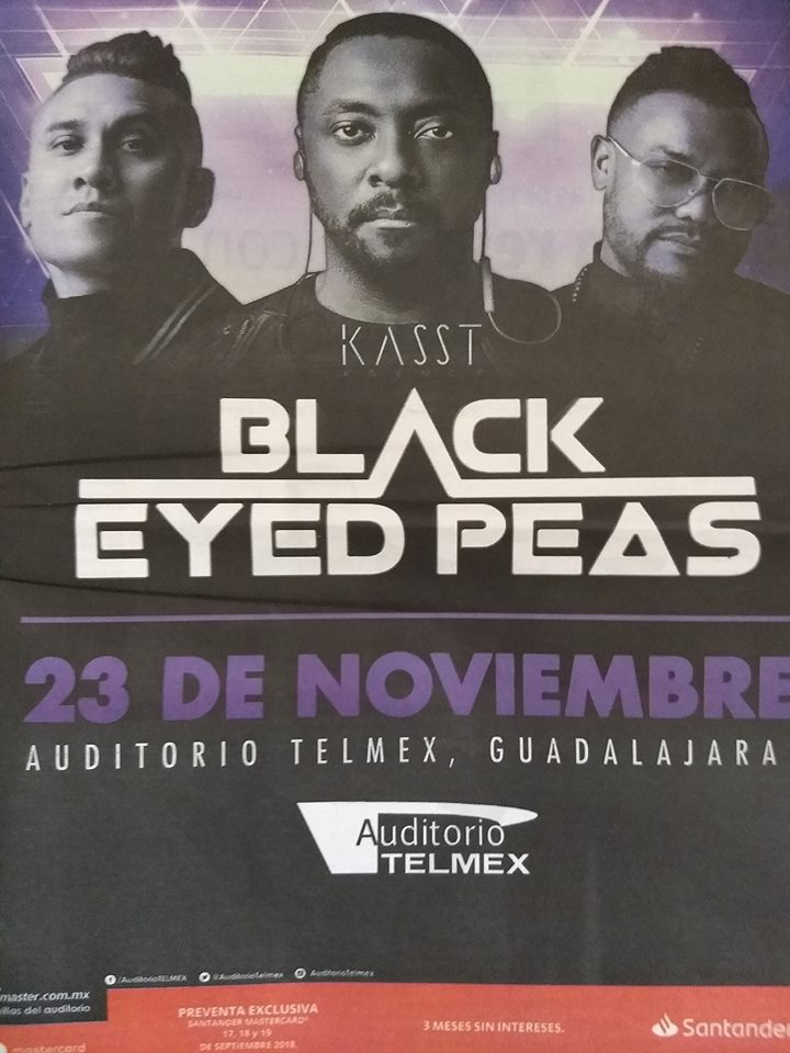 Black Eyed Peas / Auditorio Telmex