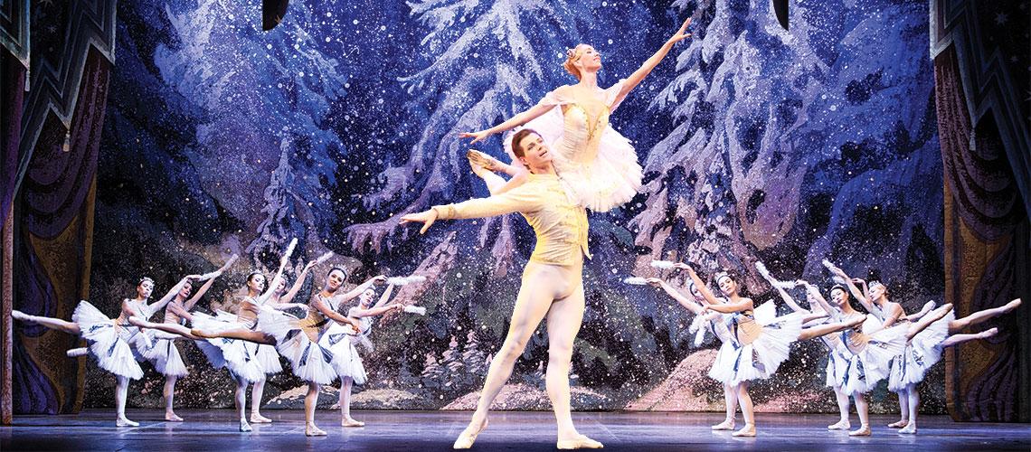Moscow State Ballet presenta: El Cascanueces / Conjunto de Artes Escénicas