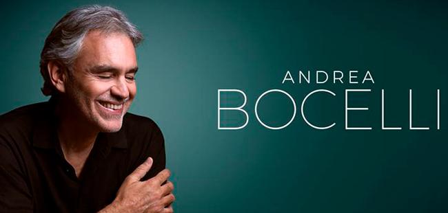 Andrea Bocelli / Auditorio Telmex