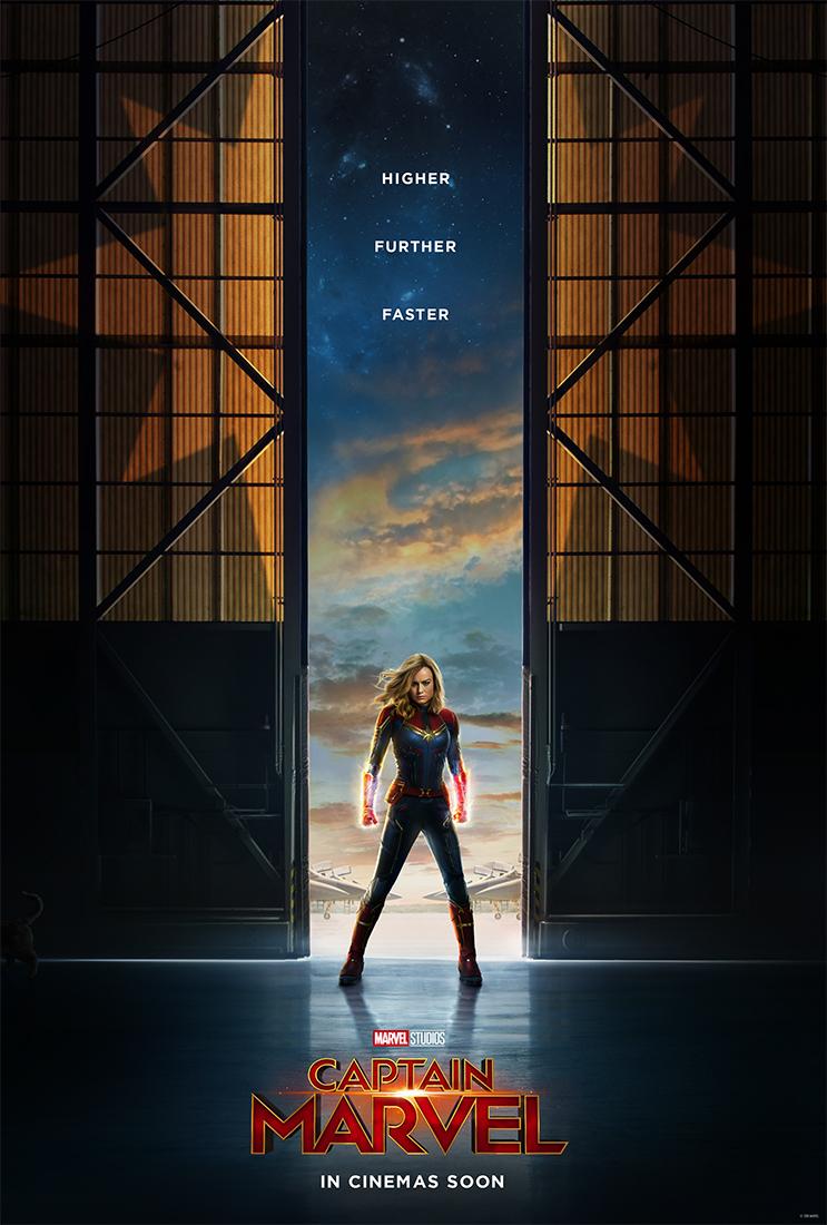 Primer tráiler de Capitana Marvel / Próximamente en cines