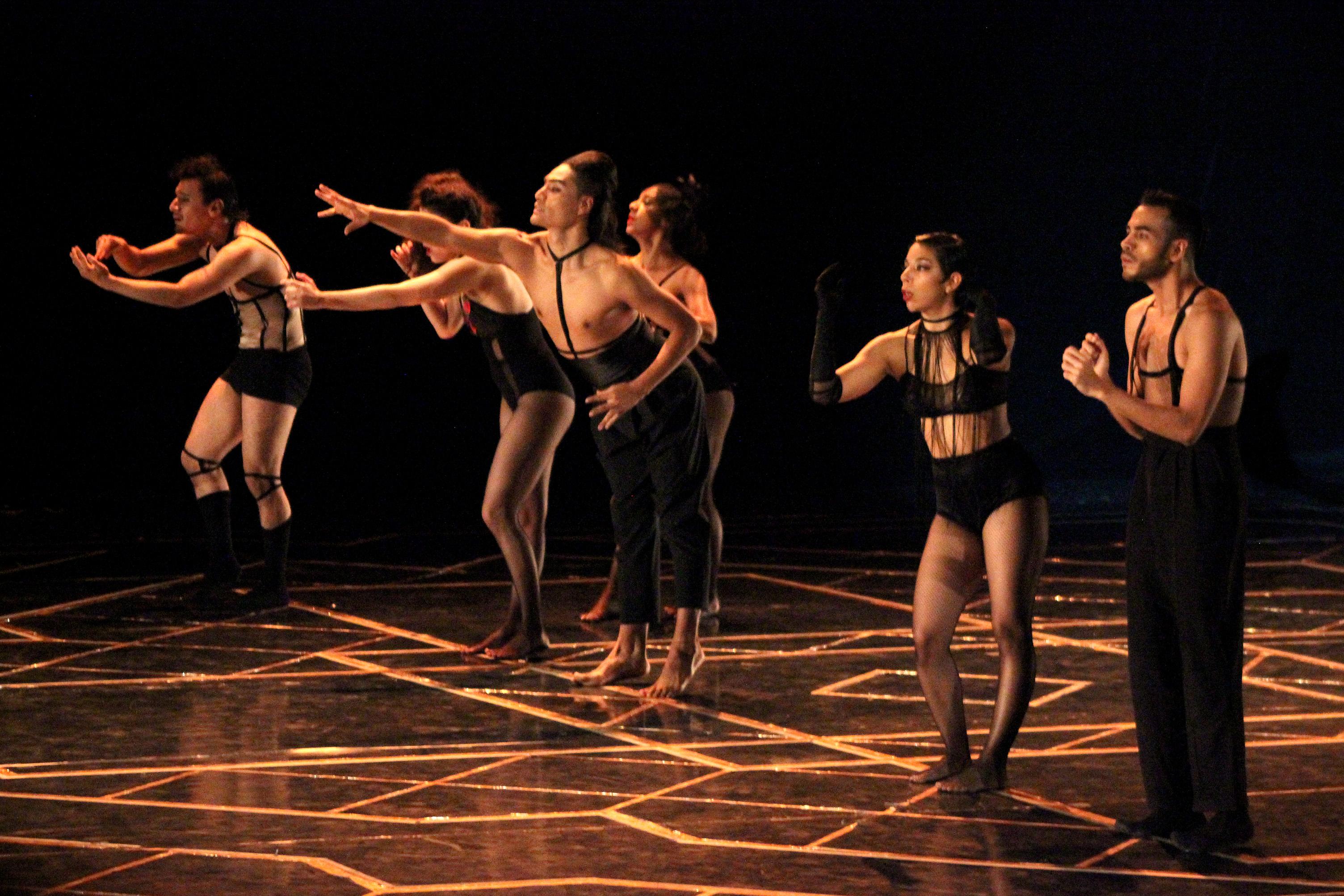 Inició el Festival Internacional de Danza Contemporánea Onésimo González