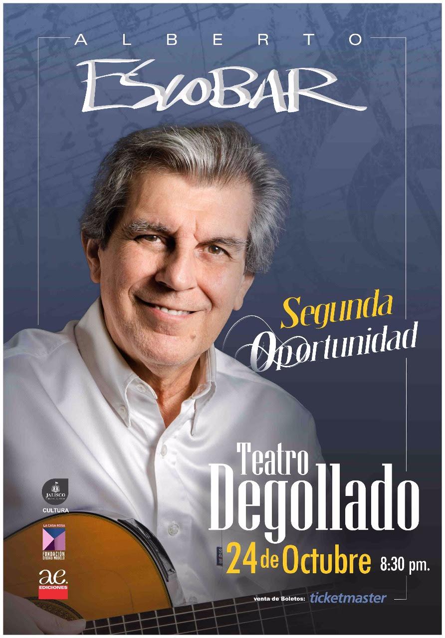 Alberto Escobar / Teatro Degollado