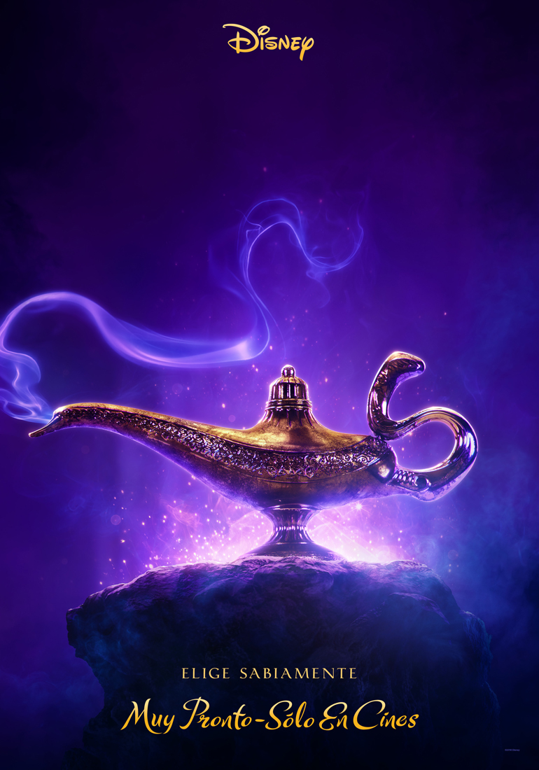 Aladdín, de Disney – Primer tráiler