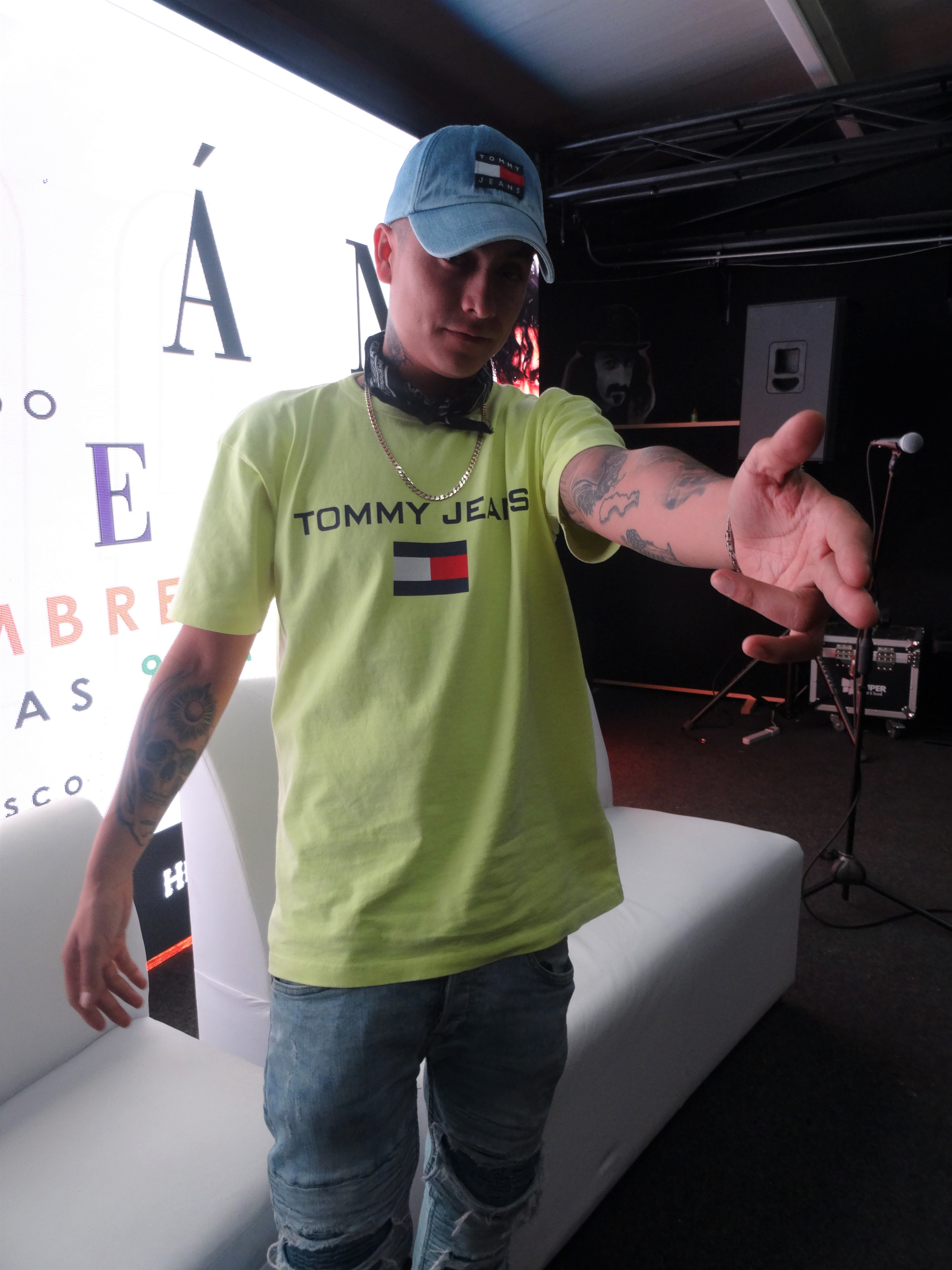Aleman, referente del rap mexicano
