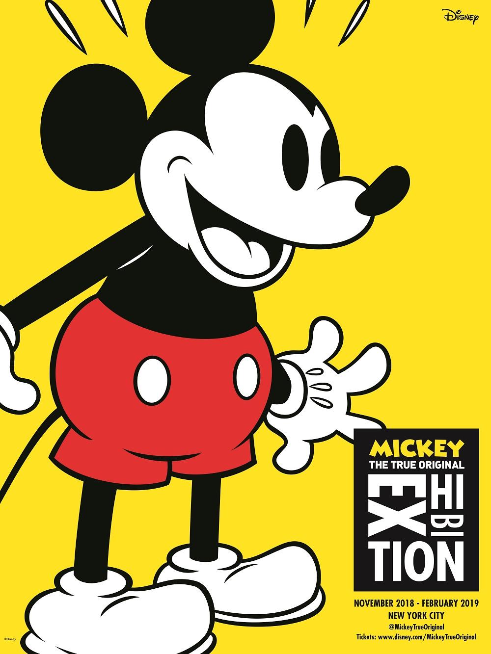 """Se dieron a conocer los artistas que participarán en la muestra """"Mickey: The True Original Exhibition"""""""