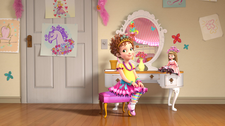 El estilo incomparable de Fancy Nancy Clancy llega a Disney Channel y Disney Junior el 14 de octubre con un pre estreno en simultáneo