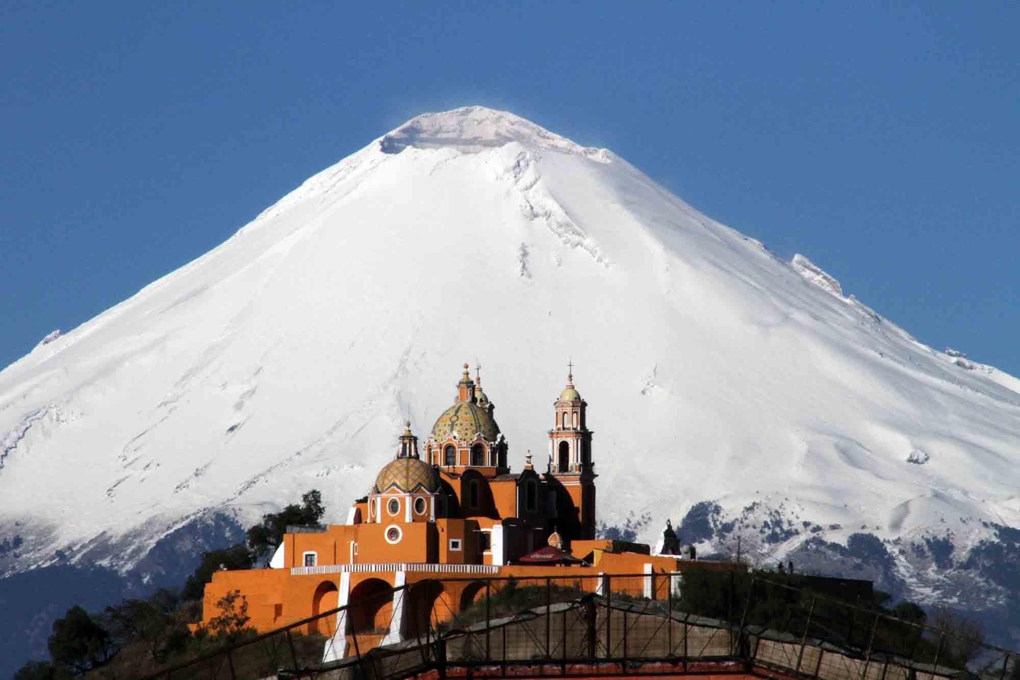 Cholula Puebla
