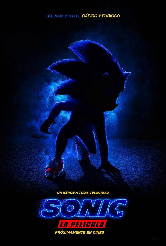 Sonic La Película / Noviembre 2019