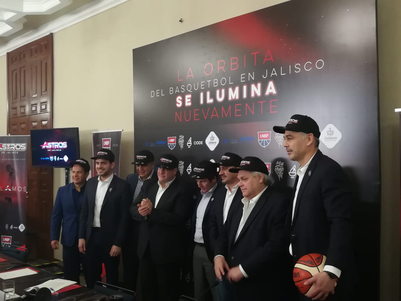 Nacen los Astros de Jalisco; competirán en la LNBP
