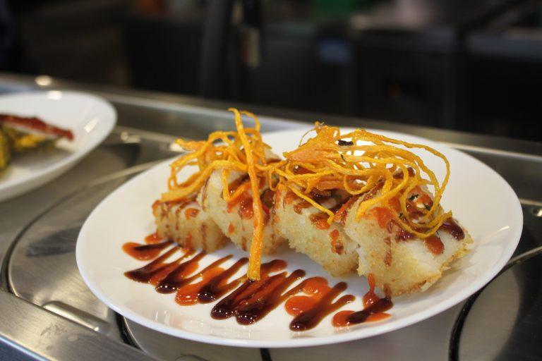 Suki Sushi Buffet, enfocado al área de comida japonesa y china