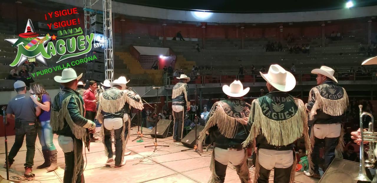 Despojan a fundadores de Banda Maguey del nombre