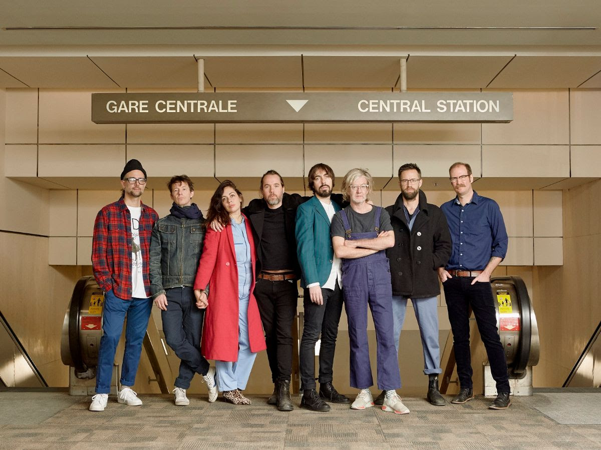 "Broken Social Scene regresa con ""Can't Find My Heart"" y nuevo EP"