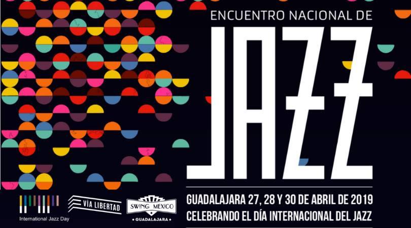 5° Aniversario Encuentro Nacional de Jazz en Guadalajara