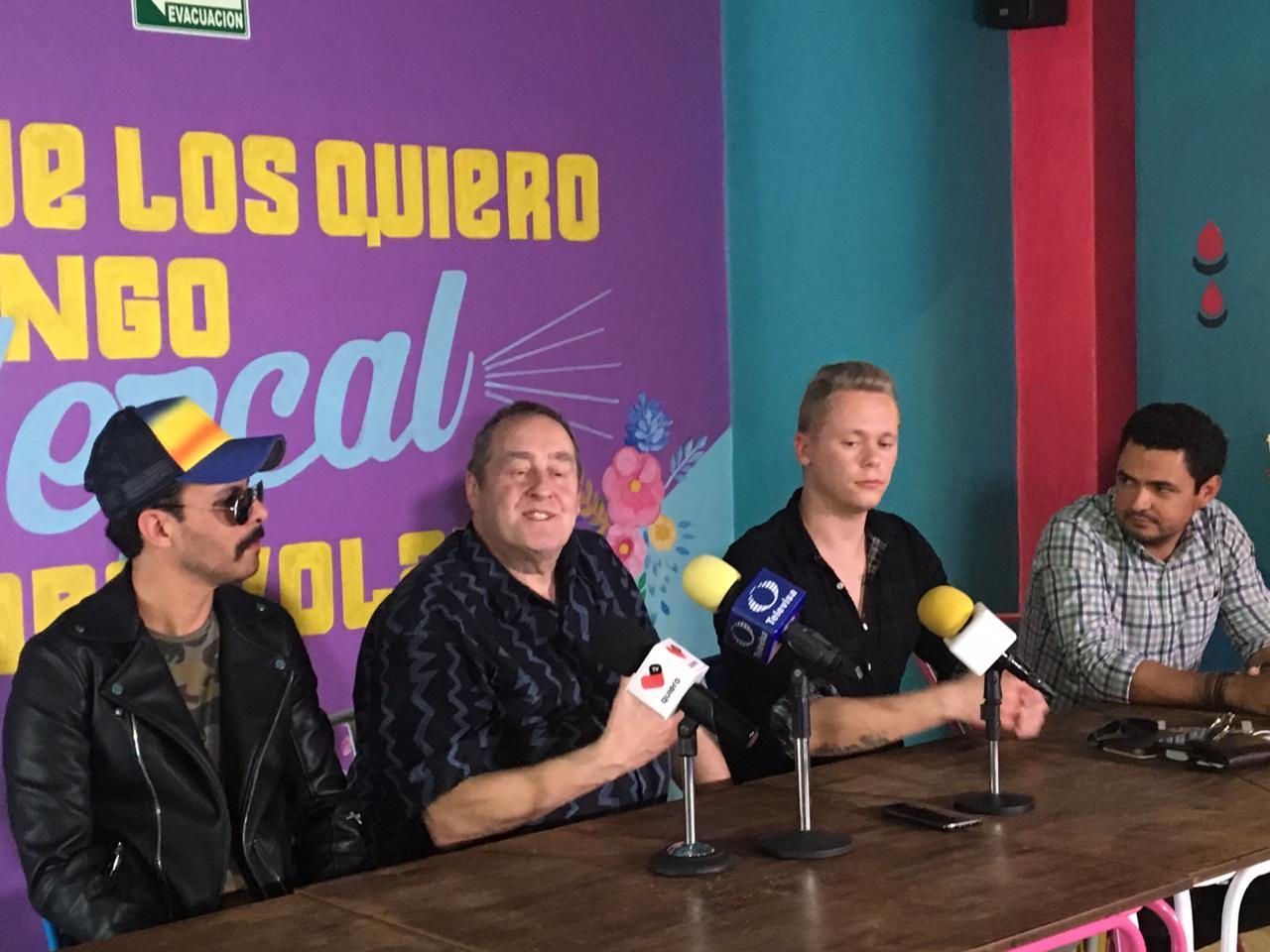 Llega a México el Tour – THE LEGEND OF QUEEN – un espectáculo único que todo fan de esta legendaria banda británica tiene que vivir!!!
