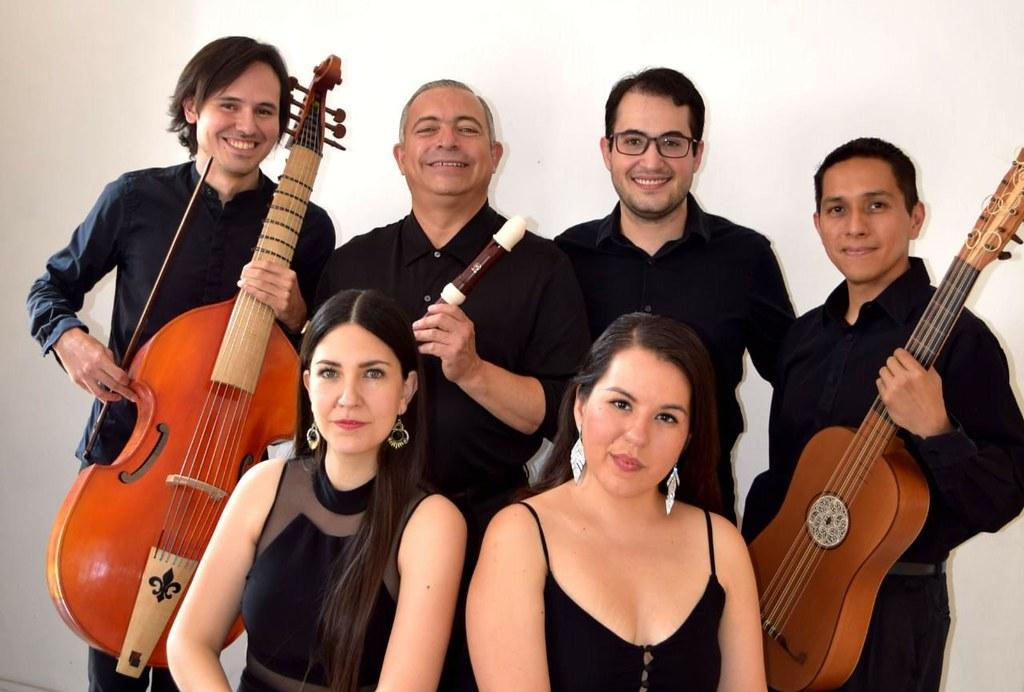 Cultura Zapopan presenta concierto de música antigua con el ensamble Galatea
