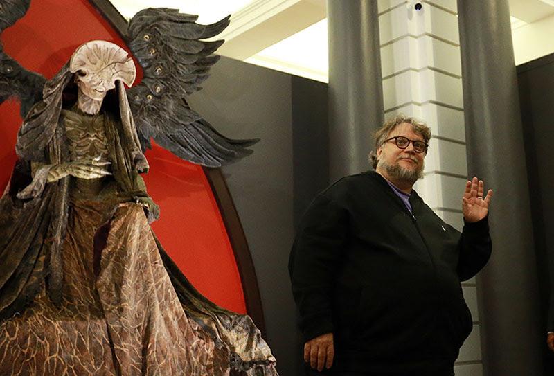 Abre las puertas «En casa con mis monstruos», el gran gabinete de maravillas de Guillermo del Toro