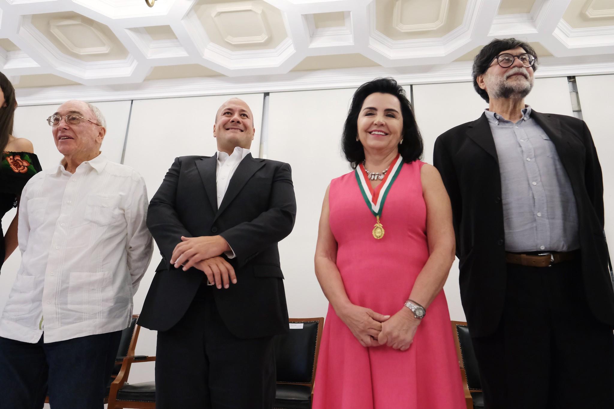Entrega Gobernador Premio Jalisco 2019