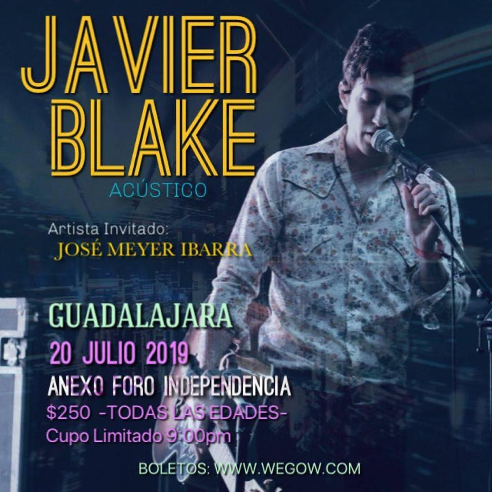 Javier Blake Acústico