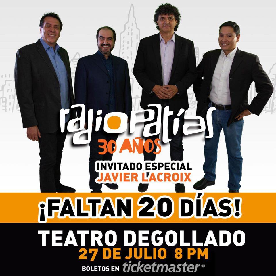 Radiopatías 30 Aniversario