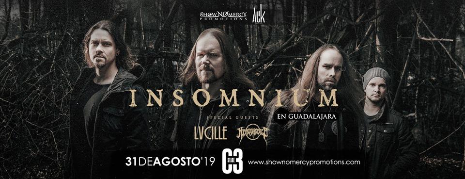 Insomnium en Guadalajara