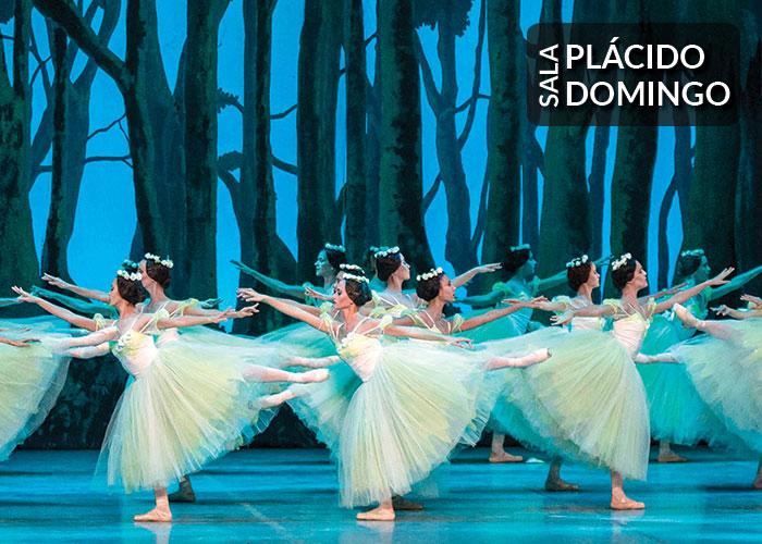 #CORTESÍAS #DateAlaFuga / Ballet Nacional de Cuba presenta: Giselle