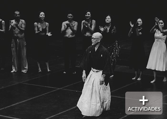Taller de Teatro Noh y Danza Butoh