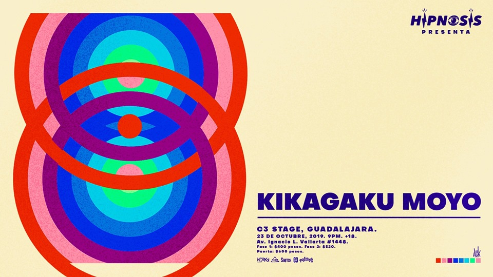 Hipnosis presenta: Kikagaku Moyo