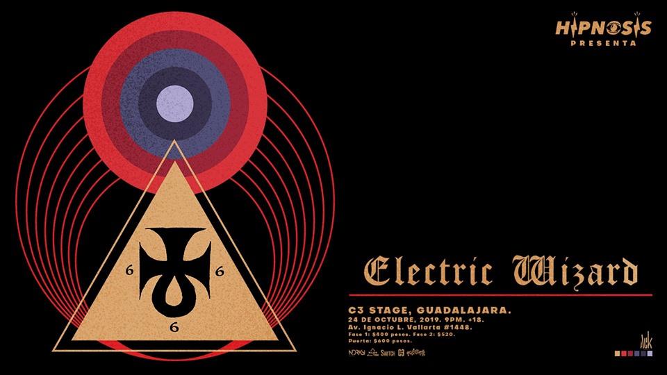 Hipnosis presenta: Electric Wizard