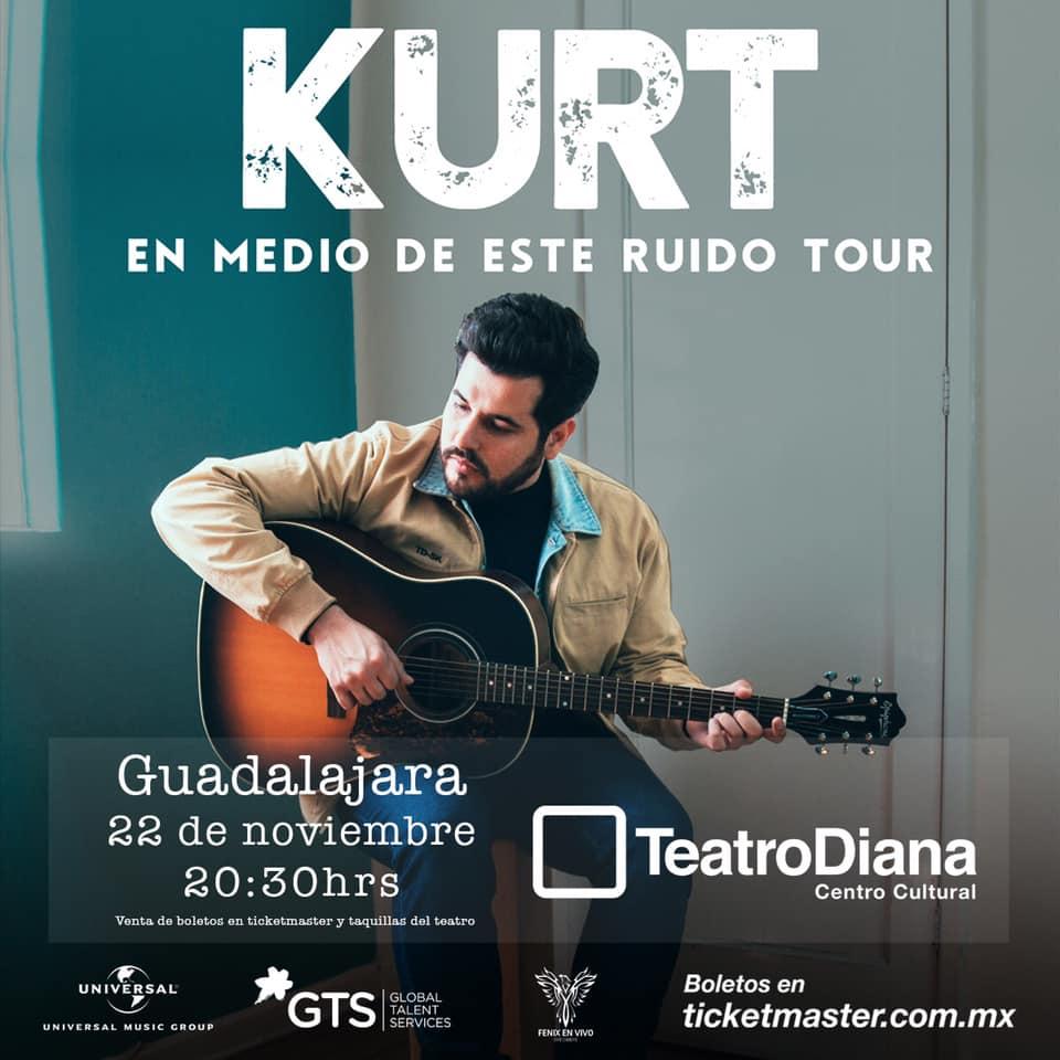 #CORTESÍAS #DateAlaFuga / Kurt