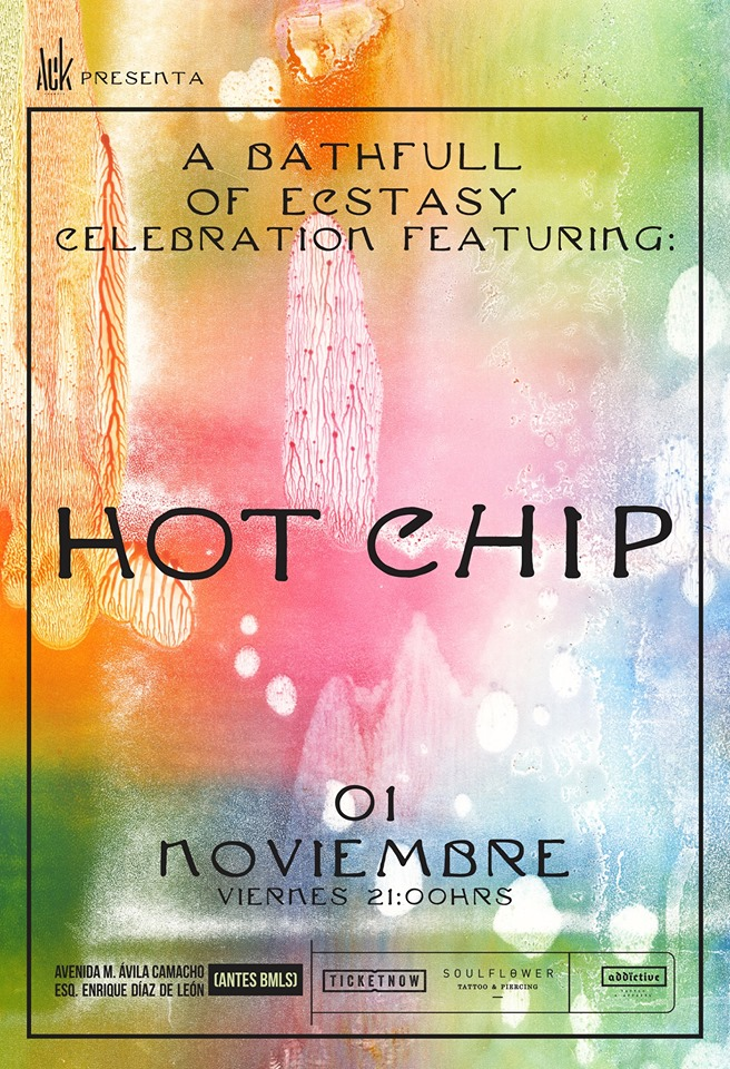 Hot Chip en Guadalajara