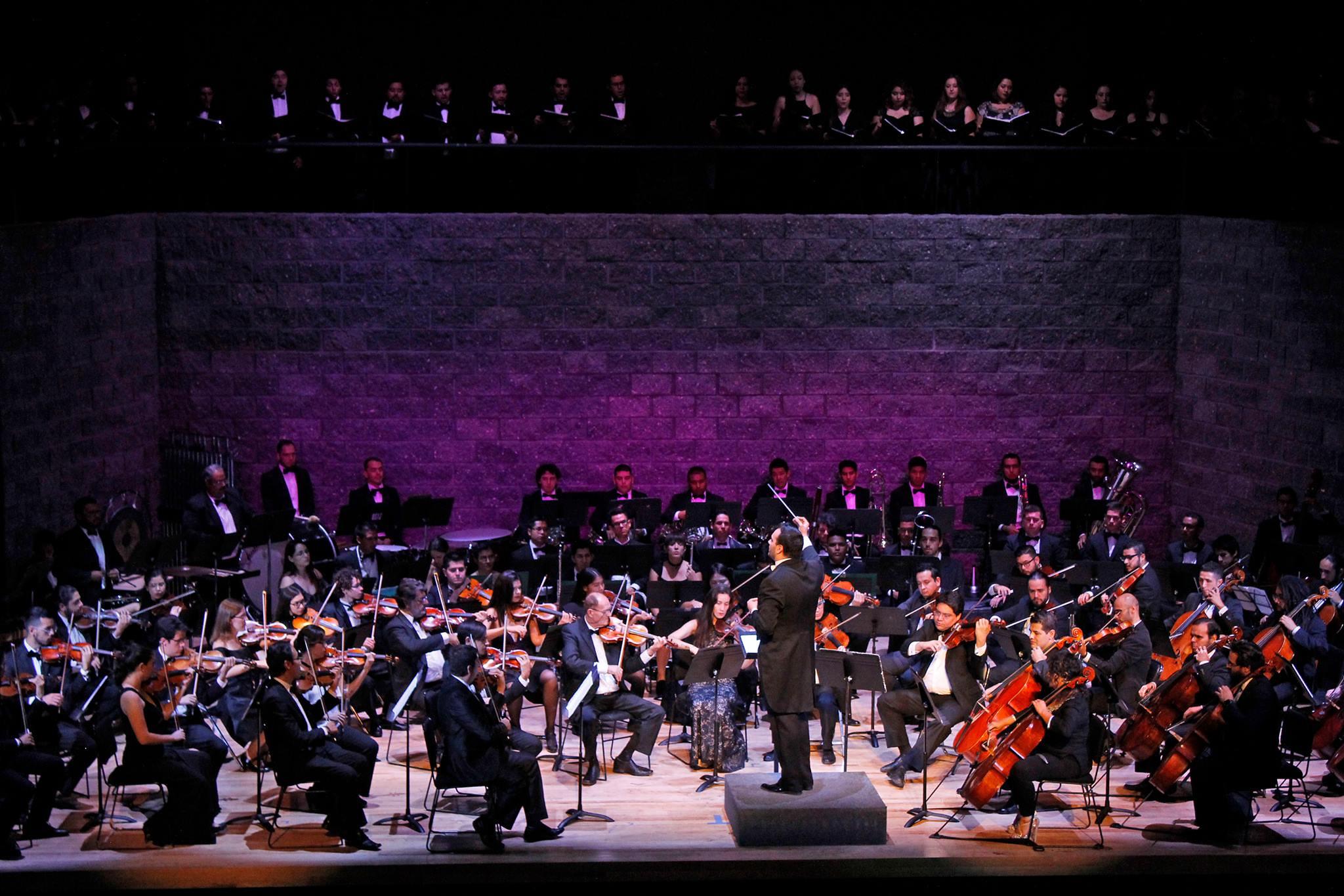 La Orquesta Sinfónica Juvenil, la Orquesta de Cámara y el Coro Municipal de Zapopan festejan su aniversario con un concierto especial