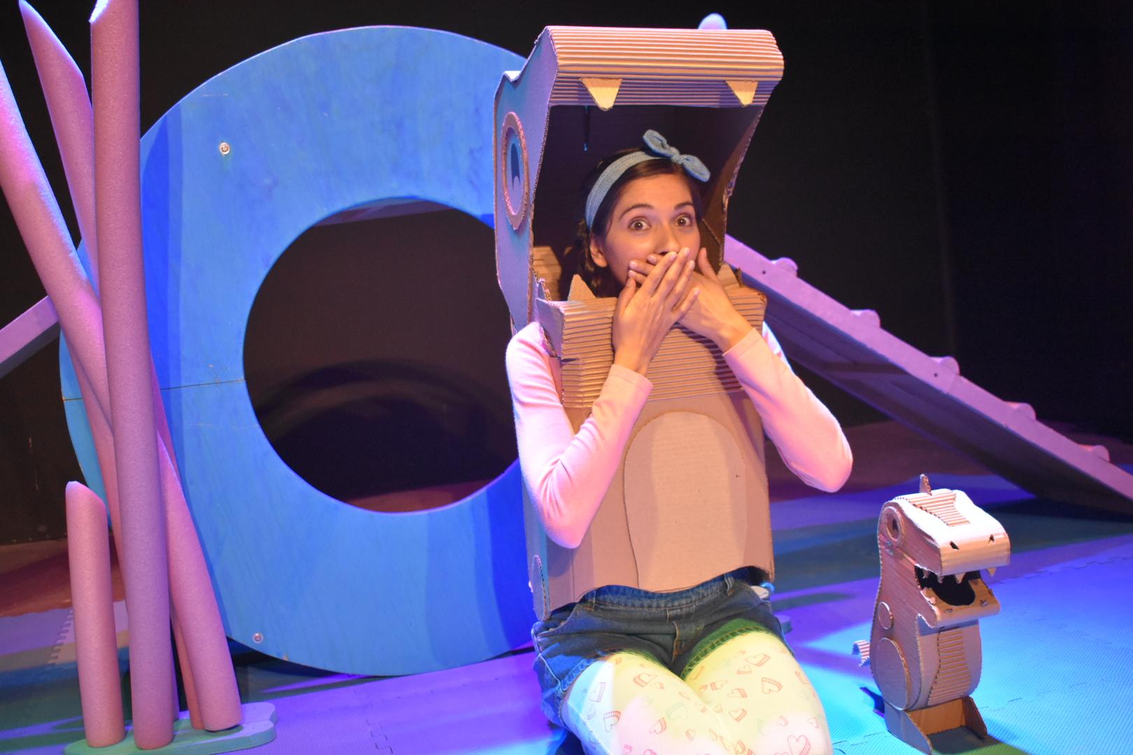 Llega teatro para niños de 3 a 6 años a Foro Periplo