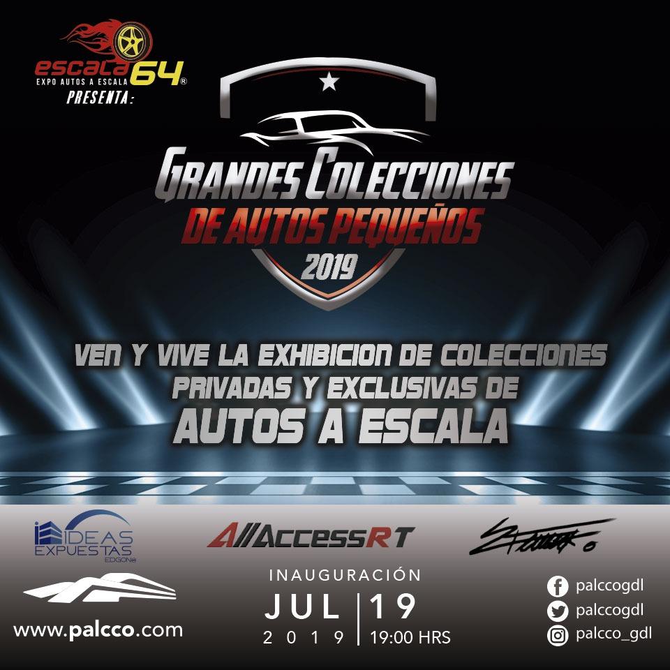 Exposición Grandes Colecciones de Autos Pequeños